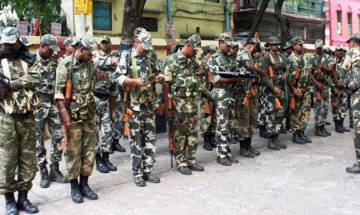 Assembly elections: MHA provides 85,000 paramilitary personnel to EC for poll duties