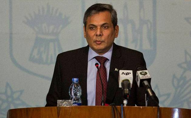 Pakistan Foreign Office spokesman Nafees Zakaria