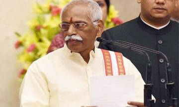 Union Labour MoS Bandaru Dattatreya promises to give employment to 1 crore youths by 2020