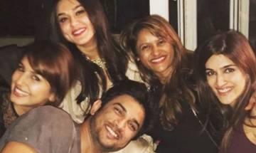 Say what! Sushant Singh Rajput celebrates his birthday with rumoured girlfriend Kriti Sanon