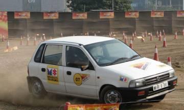 Maruti Suzuki Autocross Championship takes place in Mumbai