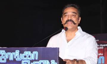 Kamal Haasan slams PETA over jallikattu, says 'Go ban bull riding rodeos in Mr Trump's US'