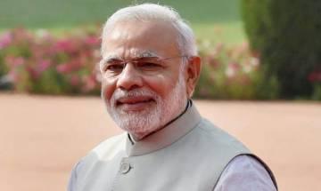 I salute Netaji Subhas Chandra Bose on his birth anniversary, his valour played major role in India's Independence: PM Modi
