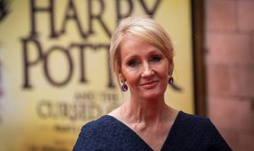 'Harry Potter' author JK Rowling shuts down rumors of 'Cursed Child' Movie Trilogy