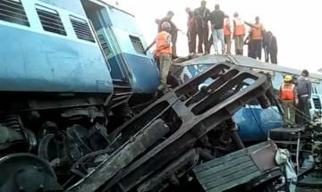 Hirakhand train derailment: NIA begins probe at accident site