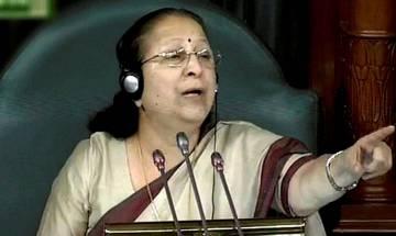 Lok Sabha speaker convenes special all-party meet on Jan 30 ahead of Union Budget 2017