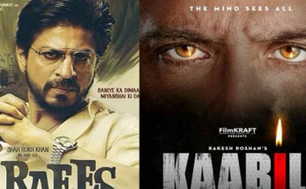 Raees and Kaabil