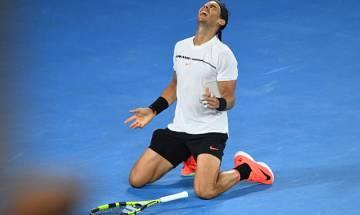 Rafael Nadal clinches 5-set marathon against Grigor Dimitrov, sets up dream final with arch rival Roger Federer