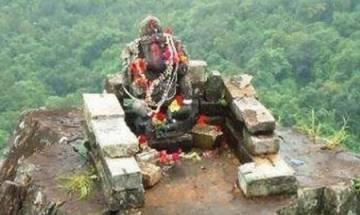 Naxals allegedly vandalise 1000-year-old idol of Lord Ganesha in Chhattisgarh