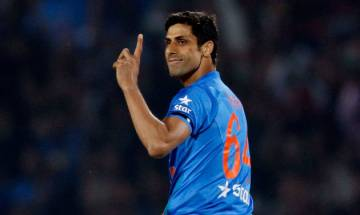 India beat England by five runs in second T20 International to level three-match series