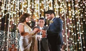 Tollywood stars Naga Chaitanya and Samantha Ruth Prabhu get engaged