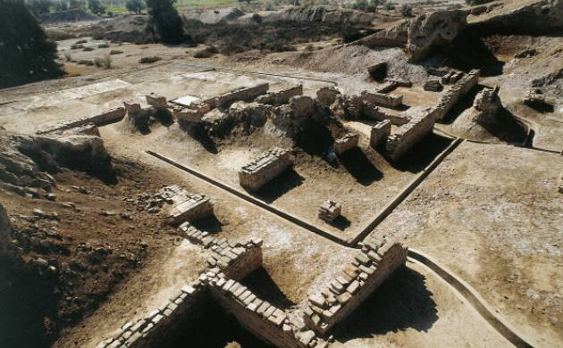 Indus Valley Civilisation underwent a period of climate change about 4,000 years ago (Getty Images)