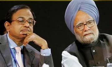 Manmohan Singh, P Chidambaram dismiss BJP's allegations of helping Mallya