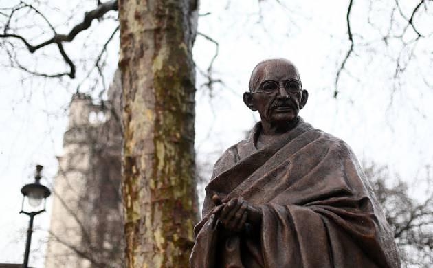 Mahatma Gandhi (source: Getty)