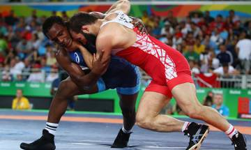 US wrestling team plans to compete in Iran despite travel ban
