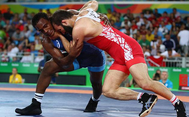 Wrestling (Getty images)