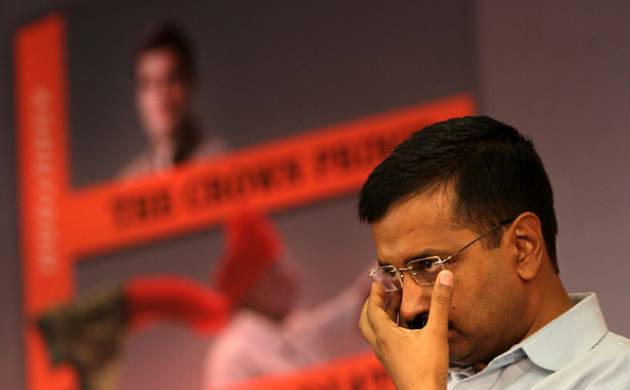 AAP national convener Arvind Kejriwal (source: Getty)