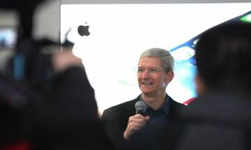 Demonetisation 'great move' for Indian economy in longer term: Apple CEO Tim Cook
