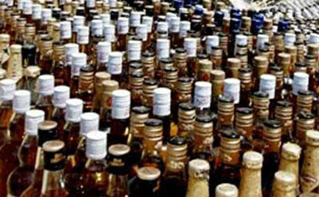Punjab assembly polls: Police recover 188 cases of liquor during raids (Pic: representational)