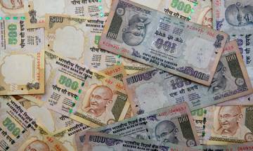 Rupee advances another 5 paise as dollar selling continues