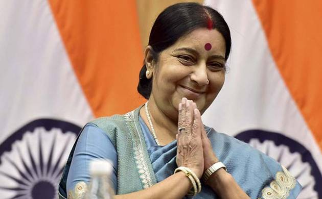 EAM Sushma Swaraj helps secure 5 Indians jailed in Togo (File Photo)