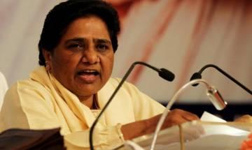 BSP Chief Mayawati vows to extend quota benefits for upper caste poor