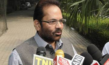 Mukhtar Abbas Naqvi hails Budget, says it fulfils national duty towards minorities