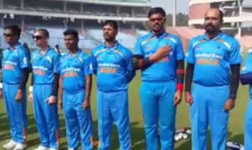 India blind cricket team defeat Sri Lanka by nine wickets