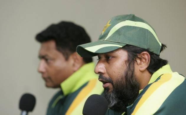 Pakistan's former captain and chief selector, Inzamam-ul-Haq (source: Getty)