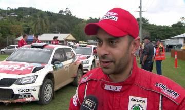 Car racer Gaurav Gill wins 'Motorsports Person Of The Year' award