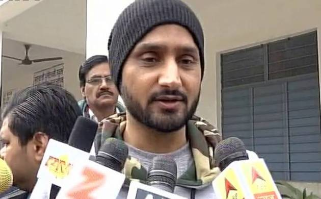 Assembly Elections 2017: Punjab needs a govt with focus on issues of youths, says Harbhajan (ANI Image)