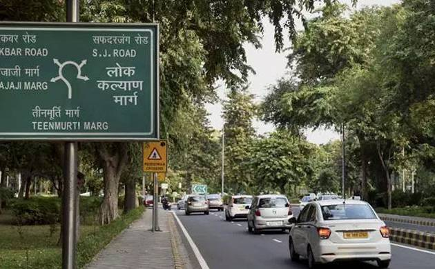 History being distorted, appropriated for political gains : Scholars on renaming Dalhousie road (PTI Image)