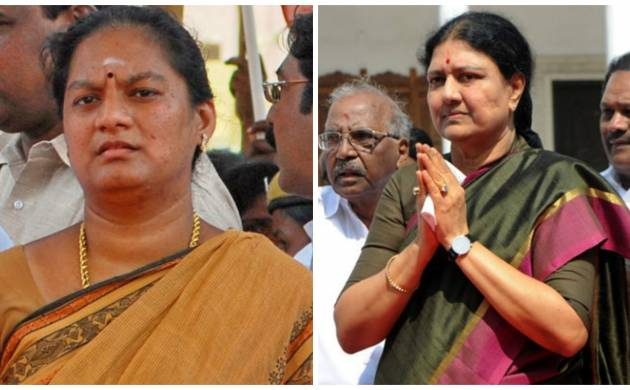 In Tamil Nadu, it's Sasikala vs Sasikala: Expelled AIADMK MP opposes change of CM