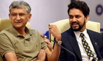 BCCI administrators close offices of Anurag Thakur and Ajay Shirke, sack employees