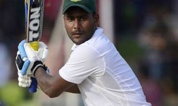 Bangladesh opener Imrul Kayes ruled out of one-off Test against India, Mosaddek Hossain recalled to squad