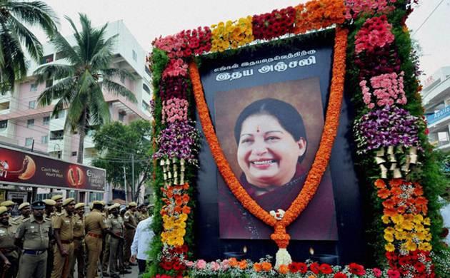 Jayalalithaa (File photo: PTI)