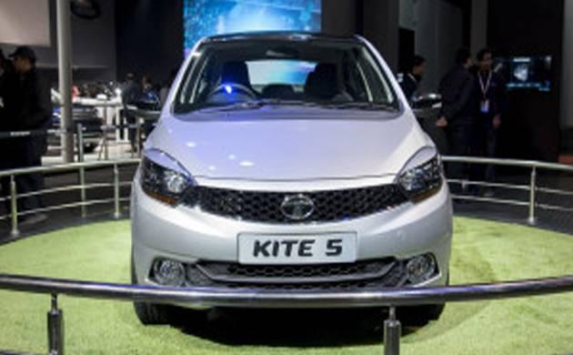 Kite 5 concept is Tata Tigor