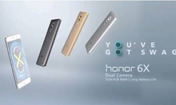 Huawei Honor 6x out for sale now; check price, specifications and features