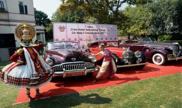 21 Gun Salute vintage car rally to be linked with major heritage city circuit