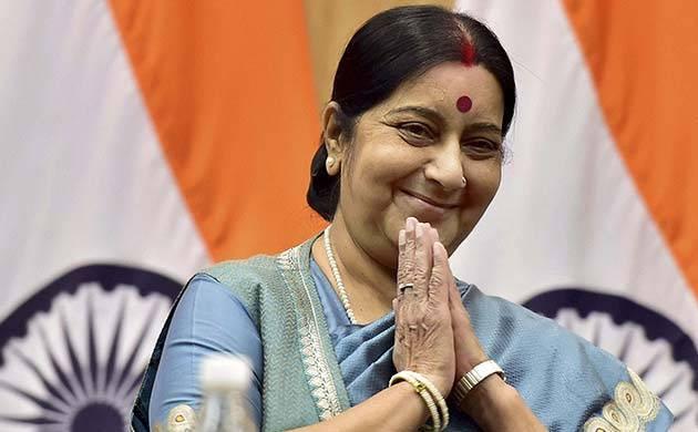 EAM Sushma Swaraj( File Image)