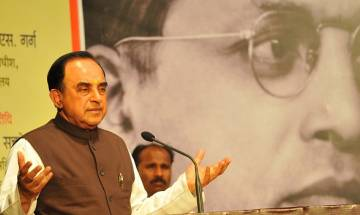 Governor Vidyasagar Rao has to decide Tamil Nadu CM issue by Monday, else writ can be filed: Subramanian Swamy