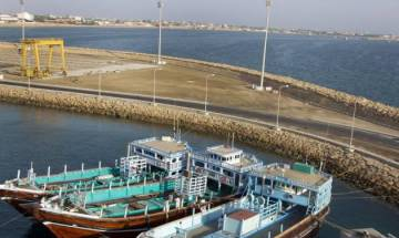 Chabahar port in Iran expected to open in one month: Afghanistan Consul General