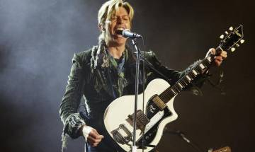 David Bowie's Blackstar wins five posthumous trophies at 59th annual Grammys