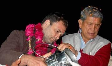 Uttarakhand Polls: Case registered against Rahul Gandhi, Harish Rawat for model code violation