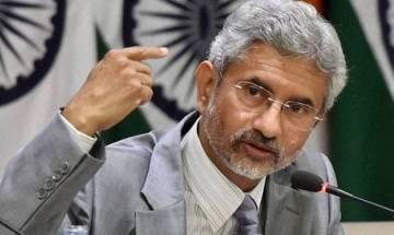 Pakistan needs to shut down terrorism factory: Foreign secretary S Jaishankar
