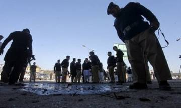 At least 2 people killed, 18 injured in a suicide attack in Hayatabad area of Peshawar in Pakistan