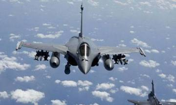 Rafale aims to bag naval contract for 57 aircraft