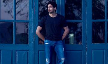 Sidharth Malhotra admits to be 'in love' with THIS person
