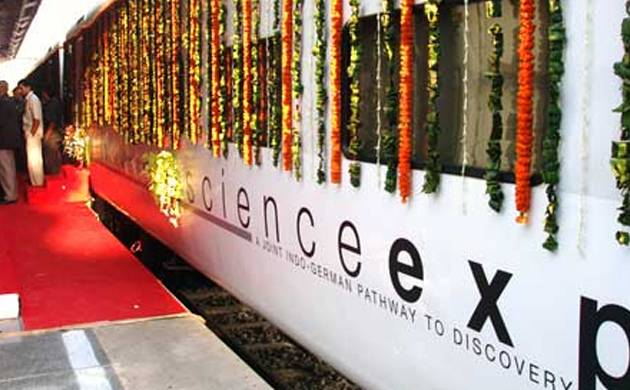 Climate Change: Science Express flagged off, to cover 68 stations across India (File photo)