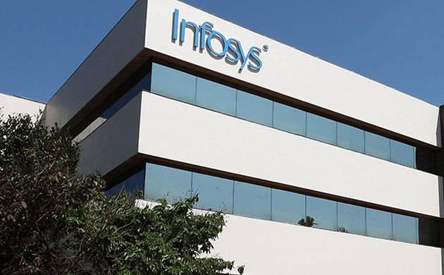 File Pics: Infosys